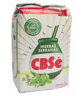 Yerba CBSé Hierbas Serranas