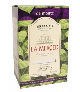 Yerba La Merced de Monte