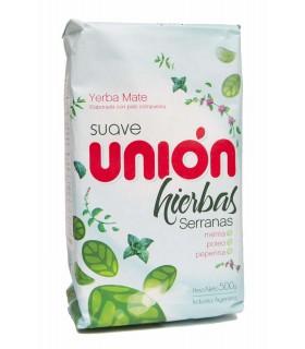 Yerba Unión Hierbas Serranas