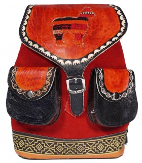 Sac à dos Cuzco MM cuir