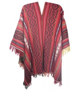 Poncho Cusco alpaga